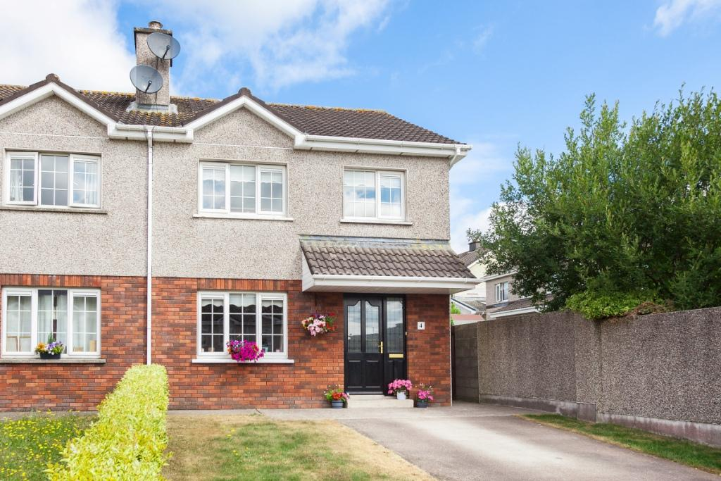 4, Willow Grove, Coolroe Heights, Ballincollig, County Cork