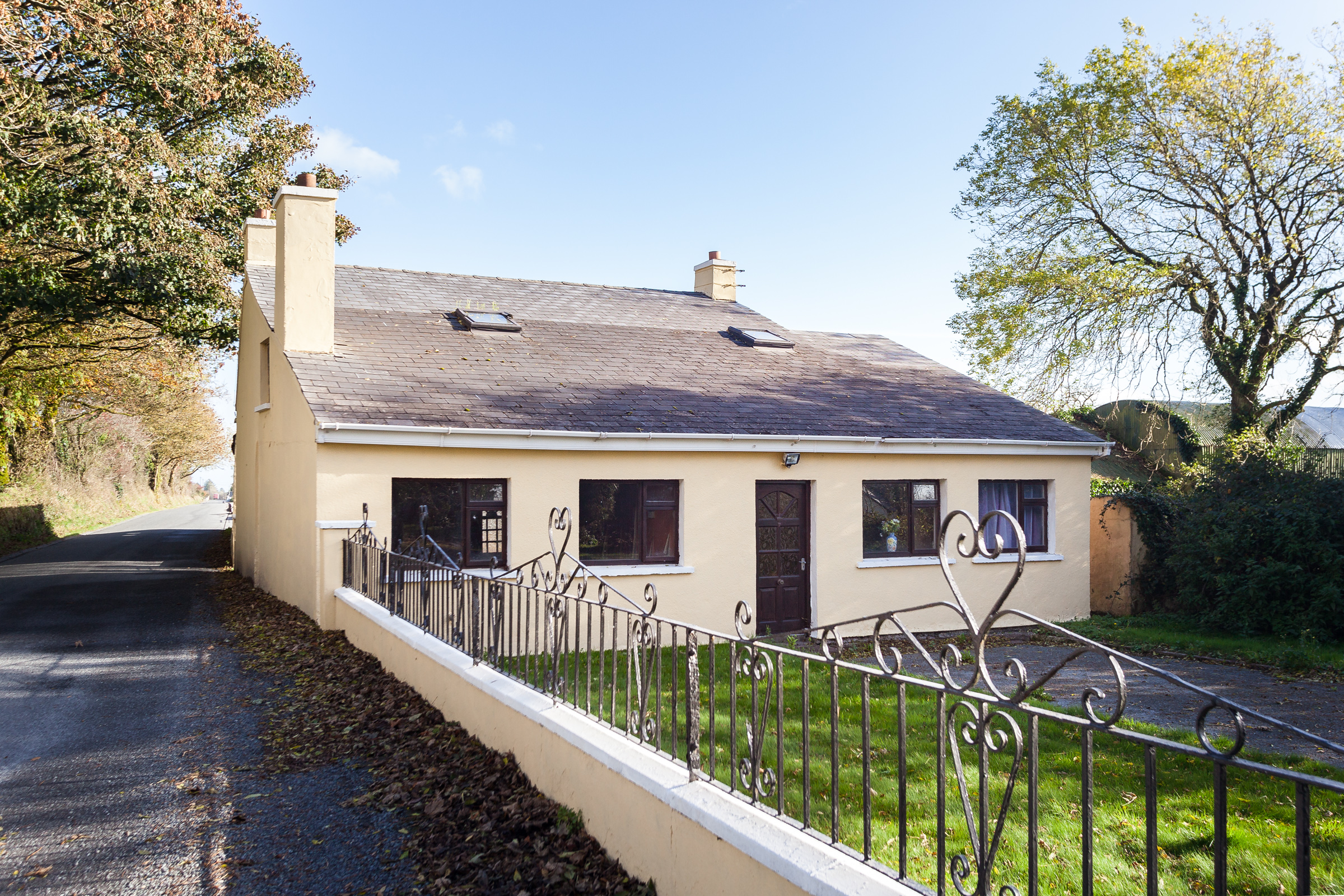 Traditional Farmhouse, Rylane Village, Rylane, County Cork