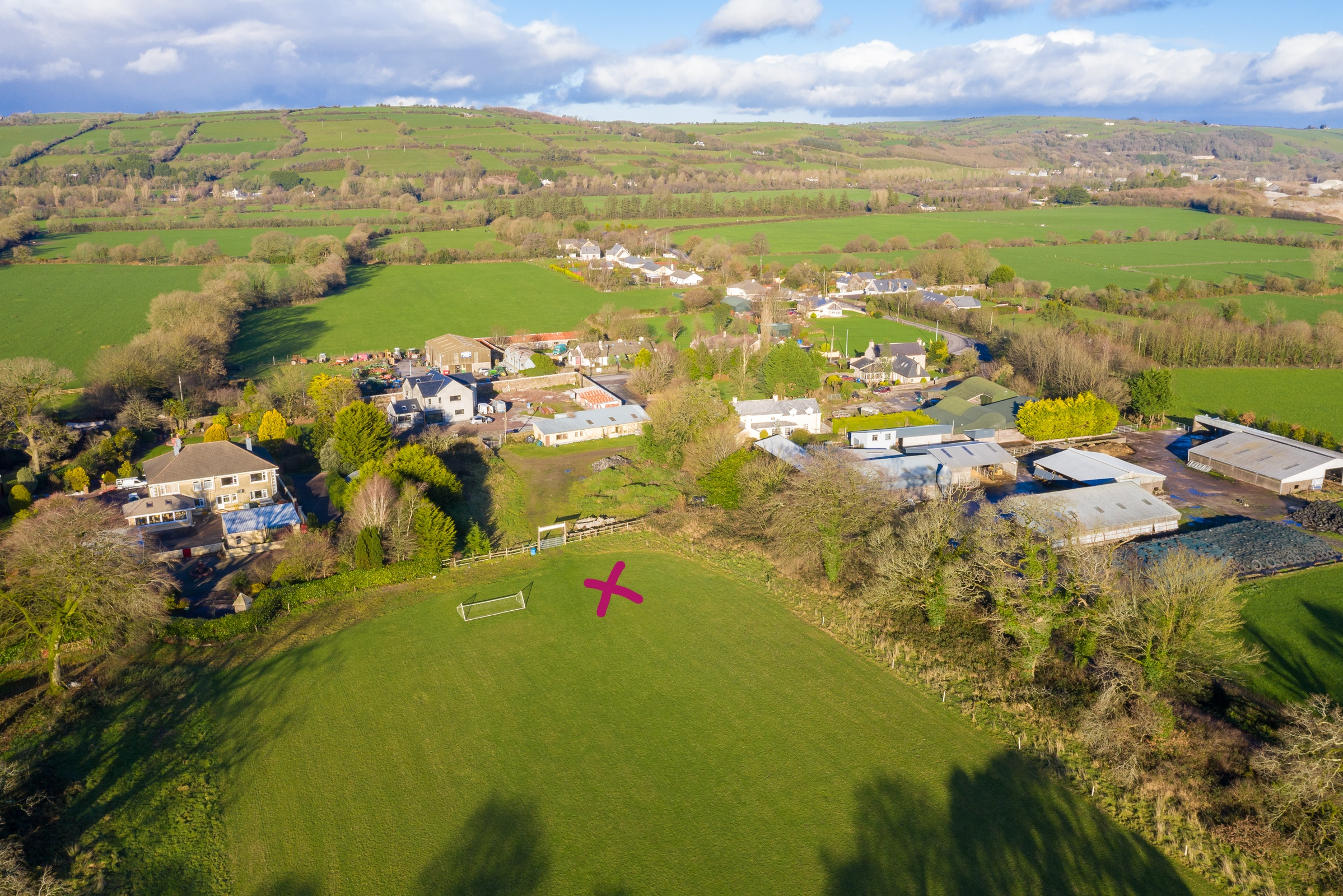 Crookstown East, c.0.3 acre UNRESTRICTED PLANNING
