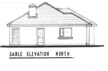 gable north